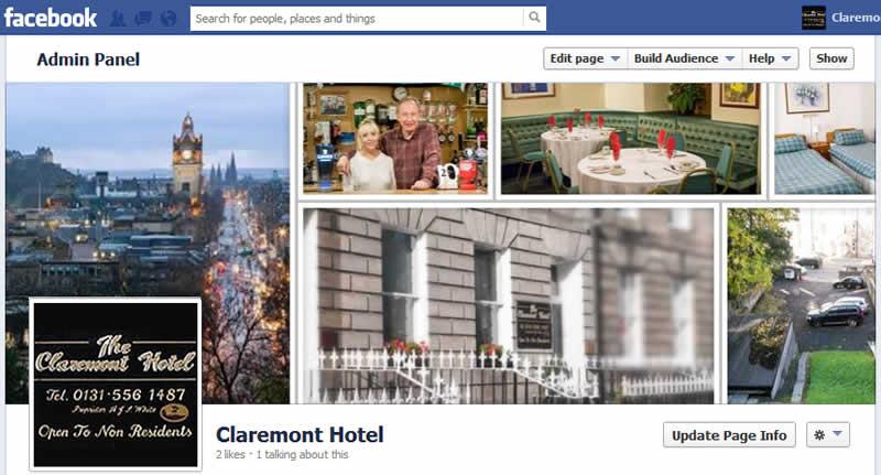 Claremont Hotel Facebook