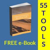 55 free tools e-book